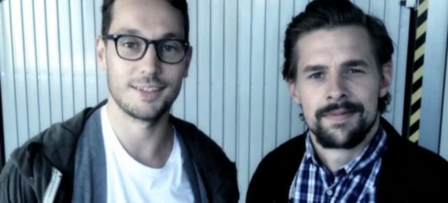 Klaas Heufer-Umlauf stürmt für Borussia Mönchengladbach